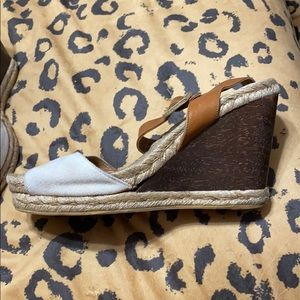 Tory Burch Shoes - Espadrille wedges
